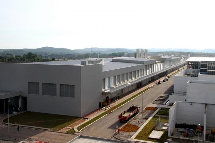 A Mega Factory